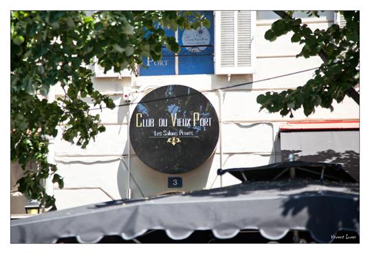 Le club du vieux port la table de cana marseille - Discotheque marseille vieux port ...