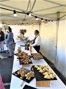 inauguration buffet La Table de Cana Marseille