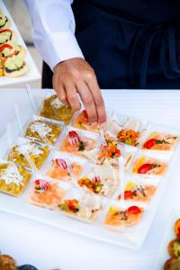 le buffet La Table de Cana Marseille