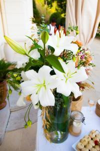 Fleurs décorations La Table de Cana Marseille