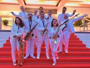 GamCover- Cannes - Big band - Palais des Festivals