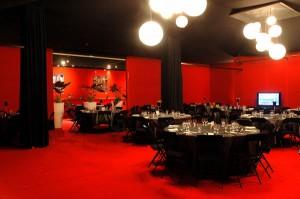 Salon rouge Diner