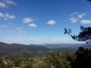 sainte victoire mont aurelien et alpes