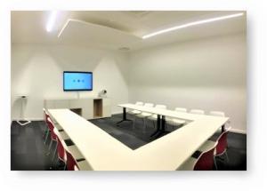 salle de réunion B à la coque partenaire de La Table de Cana Marseille