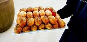 sandwichs de La Table de Cana Marseille